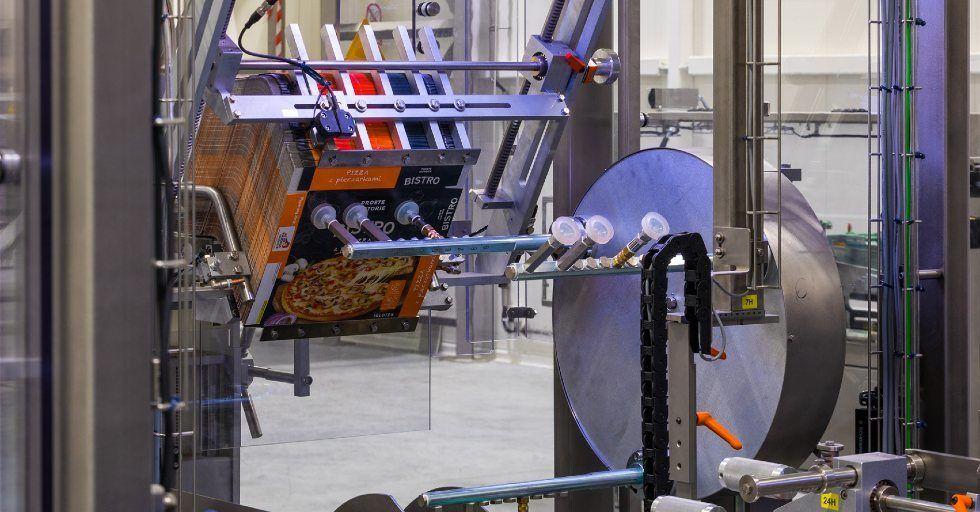 Grupa IGLOTEX uruchomiła najnowocześniejszą w tej części Europy fabrykę żywności mrożonej i chłodzonej