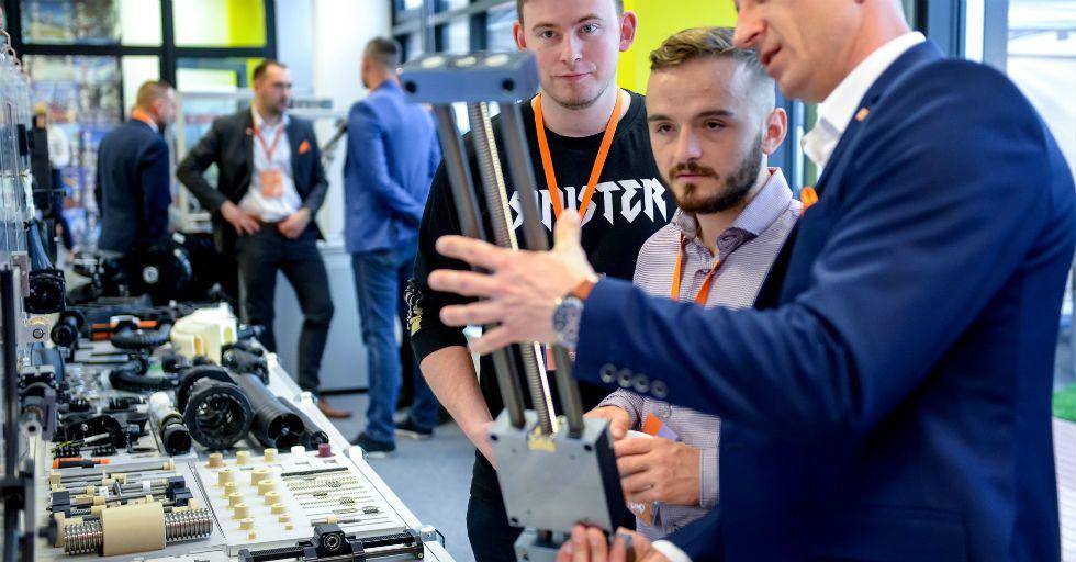 igus Polska z nową przestrzenią biurową i technologicznym showroomem