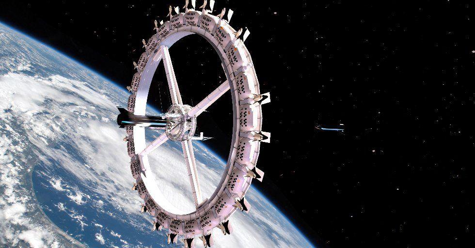 Stacja Voyager będzie mogła pomieścić 400 gości – mówią jej twórcy