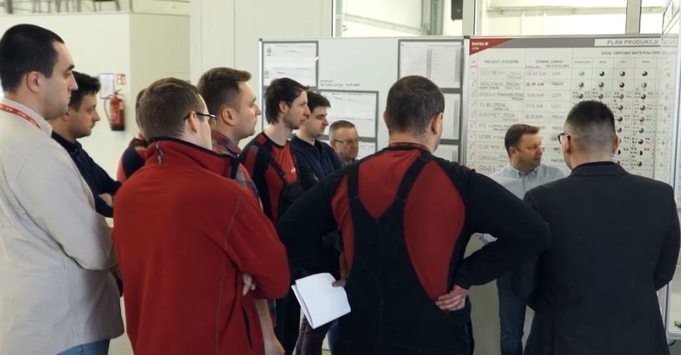 Wdrożenie Lean Leadership w fabryce produkującej małoseryjne produkty. Dlaczego warto?