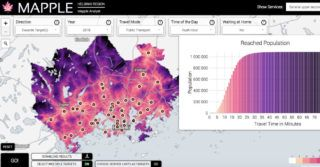 Oprogramowanie do inteligencji lokalizacyjnej dla miast i rynku nieruchomości