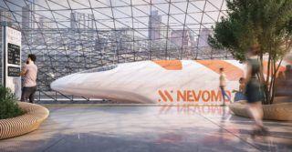 NEVOMO wybuduje na Podkarpaciu najdłuższy pełnoskalowy tor do testowania pasywnej lewitacji magnetycznej