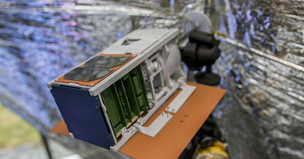Test żagla deorbitacyjnego najważniejszym elementem misji czwartego polskiego satelity – PW-Sat2