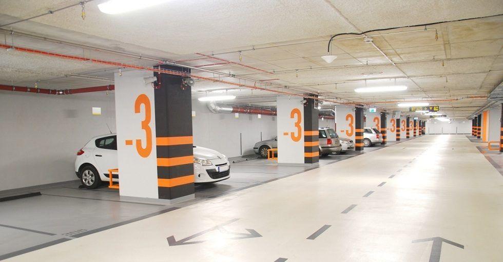 Flowcrete Polska: posadzki parkingowe Deckshield w Q22