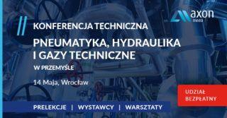 Pneumatyka, hydraulika i gazy techniczne w przemyśle