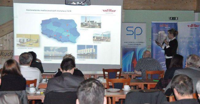 RAFAKO prezentuje technologie w czeskiej Ostravicy