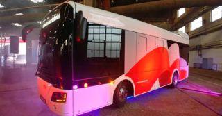 RAFAKO zaprezentowało swój pierwszy elektryczny autobus