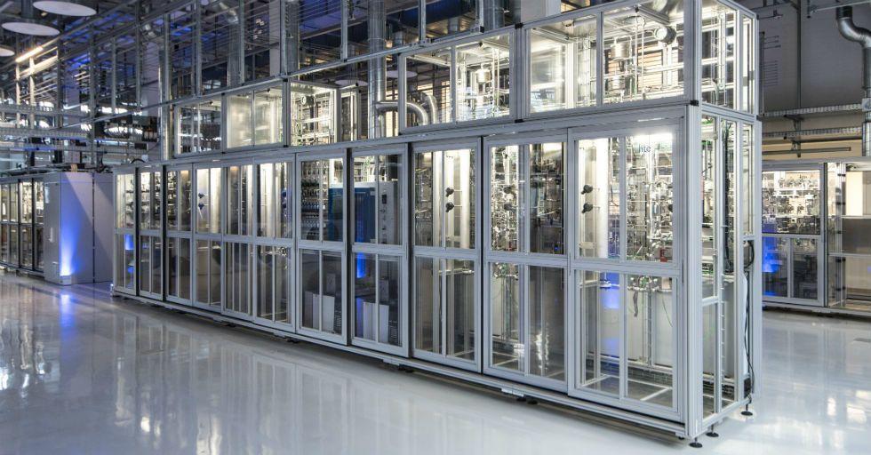 BASF uruchamia zautomatyzowane centrum badań nad katalizatorami i procesami