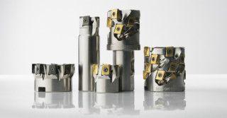 Seco wprowadza większe płytki do serii frezów do frezowania śrubowego i kątowego T4-12