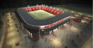 ADMT dostarczy konstrukcję nowego Stadionu Miejskiego w Łodzi