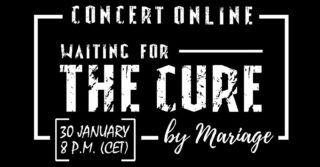 CAMdivision znów w akcji! Nowy koncert online zespołu Mariage Blanc i wywiad w radiu 357