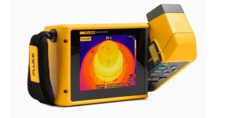 Fluke TiX520/TiX560 – nowe kamery termowizyjne serii Expert