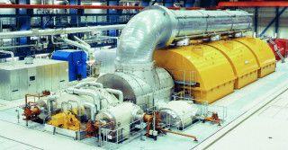 Bosch Rexroth: układy sterowania i regulacji do turbin gazowych i parowych