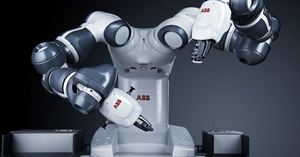 RobotStudio Challenge – podejmij wyzwanie świata robotów!