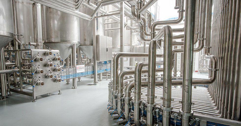 AB Industry: generalny wykonawca instalacji przemysłowych