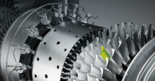 Kontrola jakości powierzchni łopatek turbin lotniczych