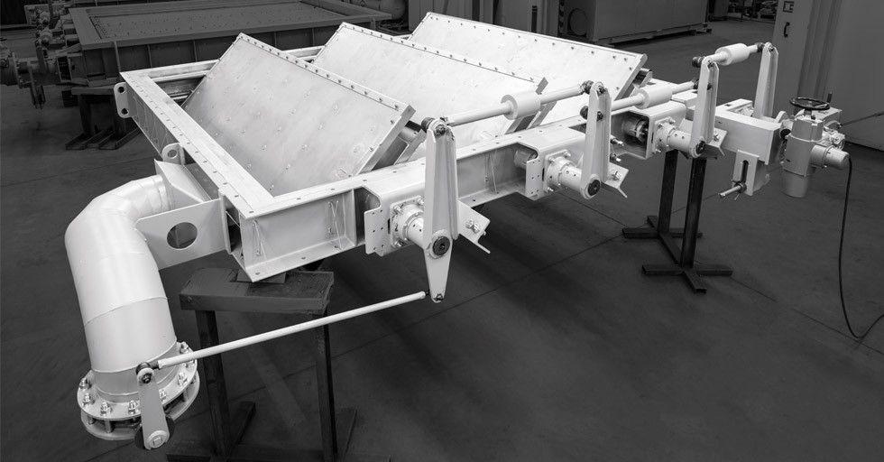 AFT: armatura przemysłowa dla przemysłu ciężkiego
