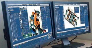 Oprogramowanie Tecnomatix: wzrost rentowności o 30% dzięki symulacji pracy robotów