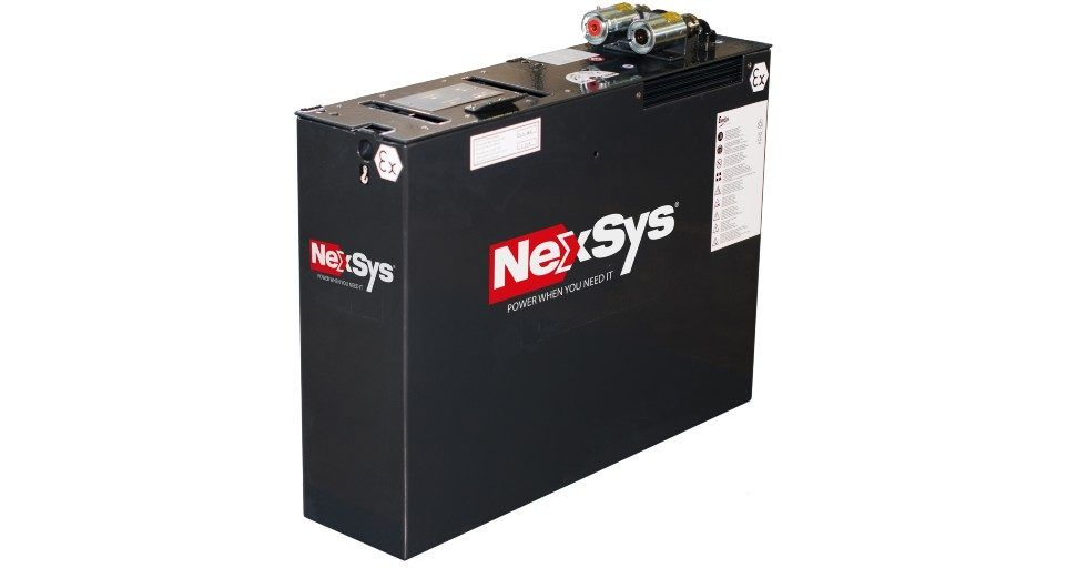 Akumulatory ATEX w technologii TPPL dla dla pojazdów w strefach niebezpiecznych