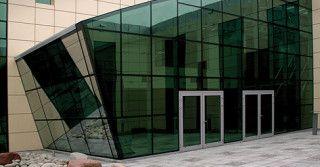 Alglob – Szklane fasady
