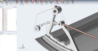 Altair Inspire + Altair SimSolid: generatywne rozwiązanie do projektowania i symulacji