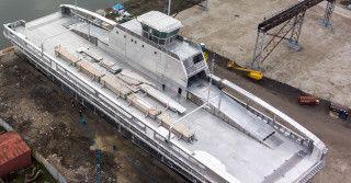 Aluship Technology dywersyfikuje przemysł morski