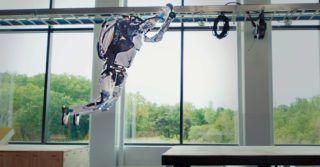 Jak działa ATLAS od Boston Dynamics