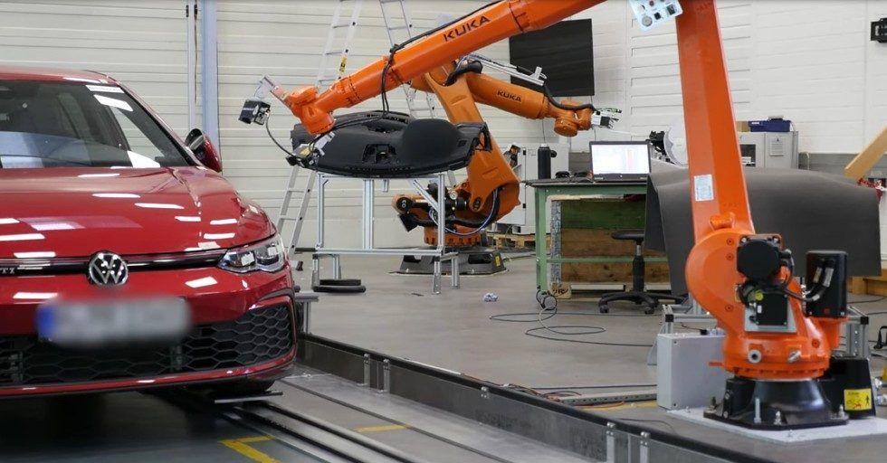 Kontrola jakości: automatyczny pomiar powierzchni w procesie skanowania 3D