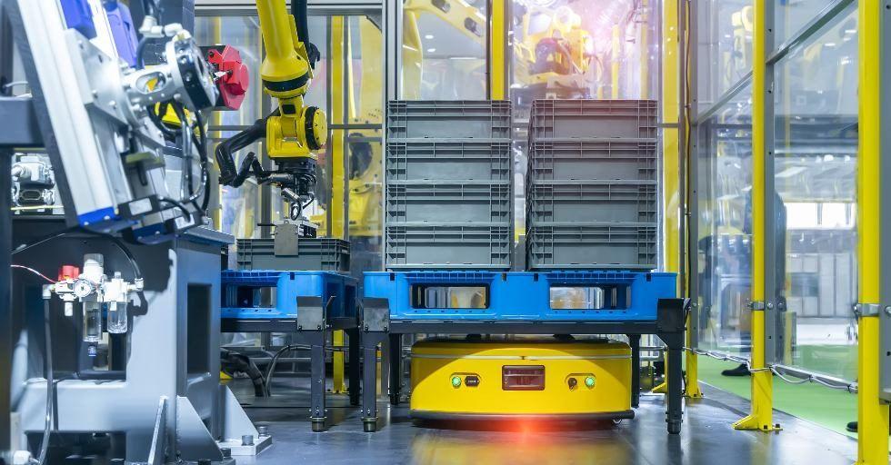 Rynek usług automatyki magazynowej podwoi się do 2025 roku [RAPORT]