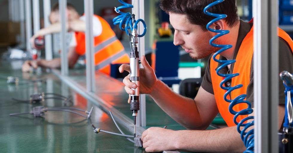Jak dobrać odpowiedni balanser narzędzi na linię montażową