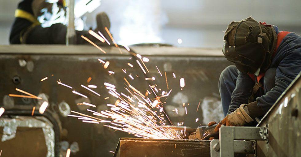 Base Group: konstrukcje spawane dla przemysłu ciężkiego