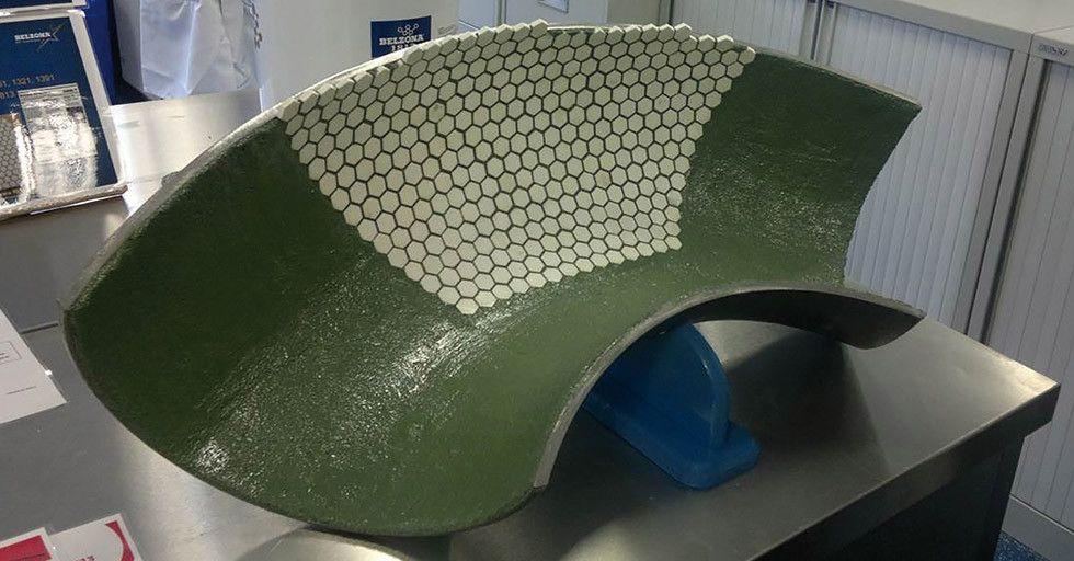 Kompozyty polimerowe BELZONA® w przemyśle