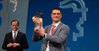 Nagroda Hermes Award 2021 dla Bosch Rexroth za elektryfikację procesów przemysłowych