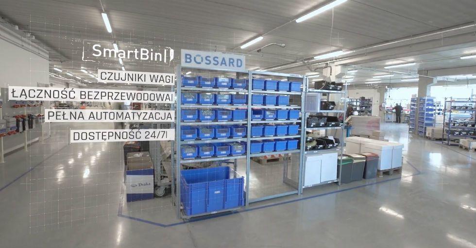 Inteligentne zarządzanie elementami złącznymi w fabryce Garo Polska