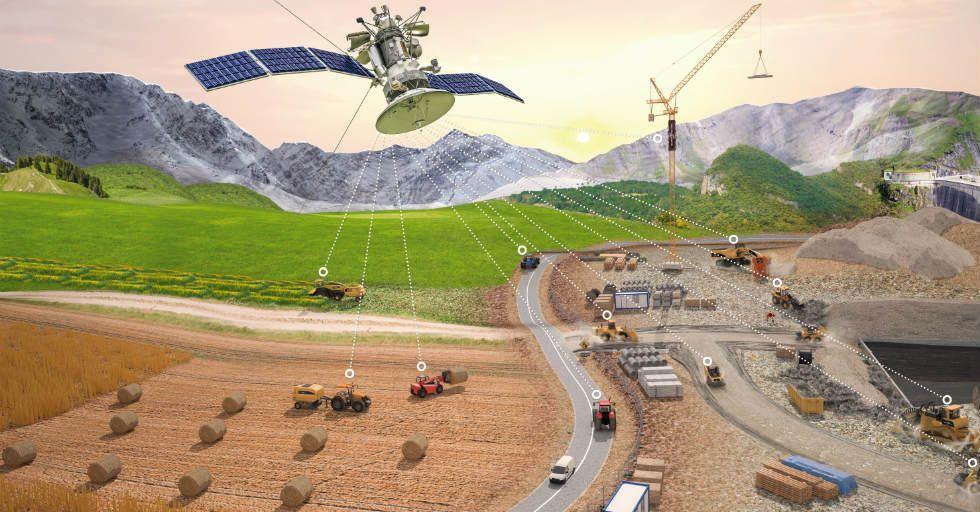 System sterowania w mobilnych maszynach budowlanych i rolniczych