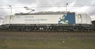 CARGOUNIT pozyskuje nową, wielosystemową lokomotywę Siemens Vectron