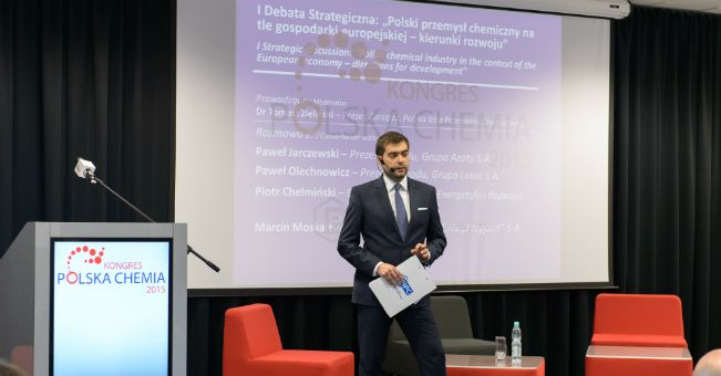 W Polsce powstają strategie dla środkowoeuropejskiej chemii