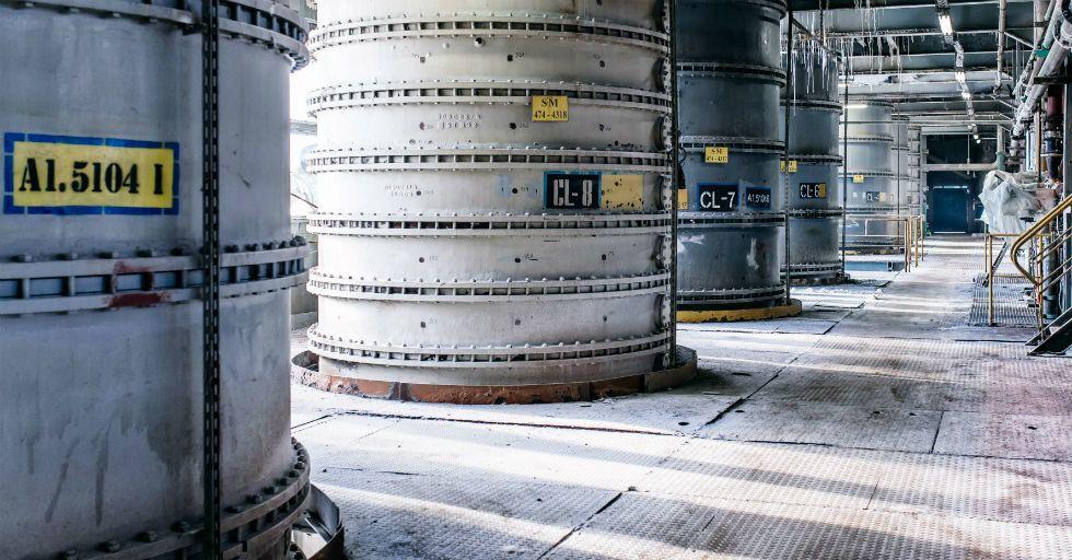 Grupa CIECH uruchamia nową linię do produkcji specjalistycznej sody oczyszczonej