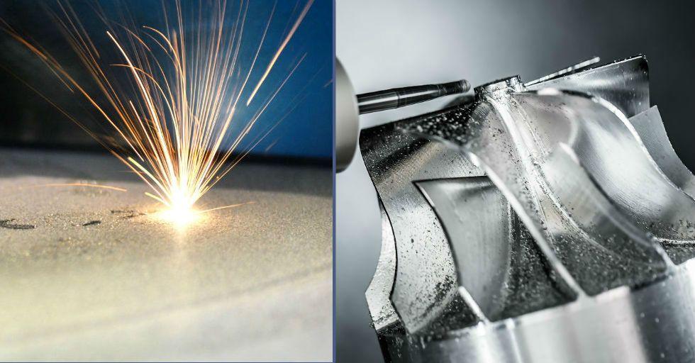 Druk 3D vs obróbka CNC. Dokąd zmierza produkcja masowa?