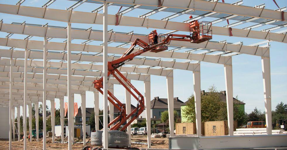 Projektowanie i budowa obiektów przemysłowych na wymiar