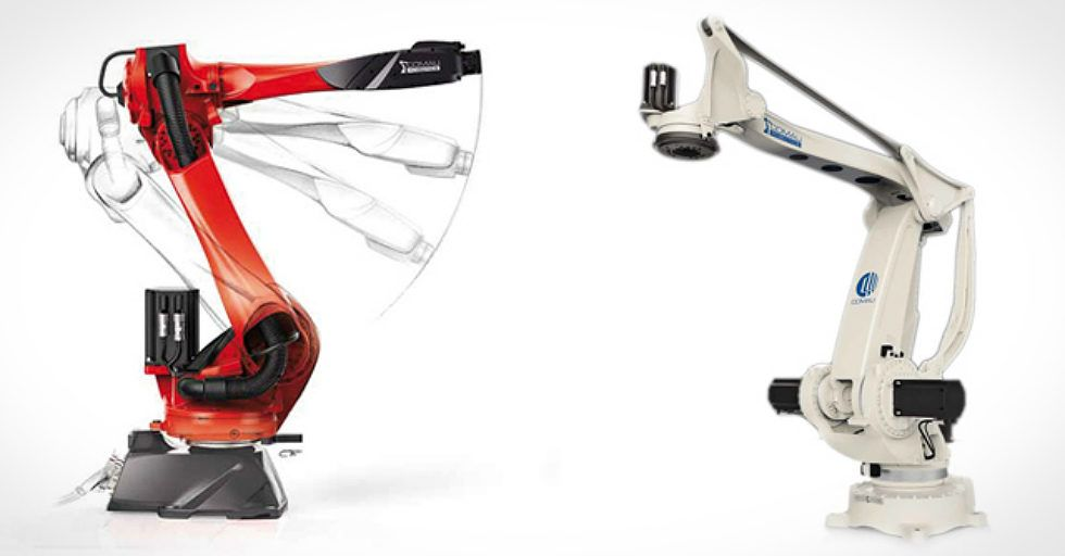 Roboty COMAU dla przemysłu FMCG  – szybkość, prostota, niezawodność