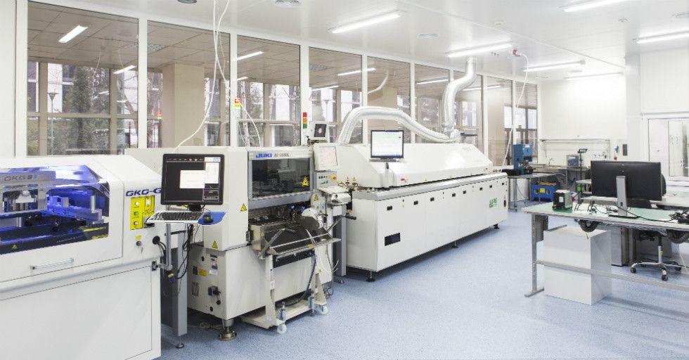 Creotech Instruments – Innowacje w montażu elektroniki