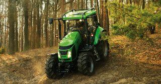 Crystal Traktor: producent ciągników rolniczych i leśnych