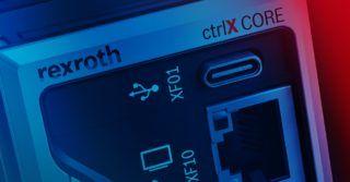 ctrlX AUTOMATION: prezentacja platformy i jej funkcji