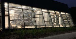 Danfoss w Tuchomiu wyprodukował olbrzymi węzeł cieplny o mocy 24 MW