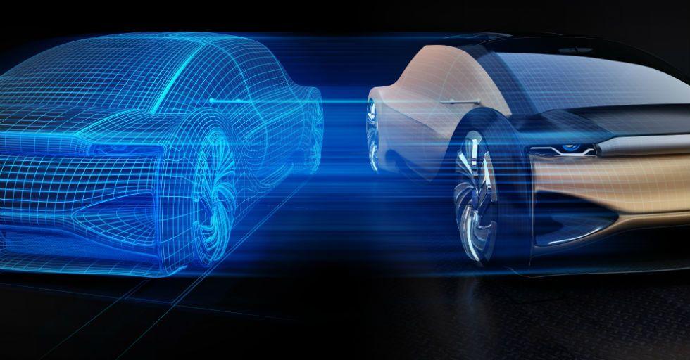 Cyfrowy bliźniak samochodu pokaże wszystkie zmiany zachodzące podczas eksploatacji auta