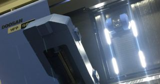 5-osiowa obrabiarka aluminiowych elementów konstrukcyjnych dla lotnictwa
