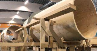 Vestas Ventures inwestuje w firmę Modvion zajmującą się budową drewnianych wież wiatrowych