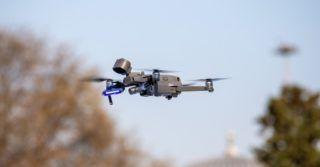 Powietrzny patrol — drony przyszłością służb?