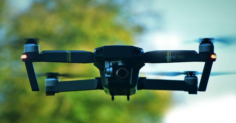 Bezzałogowe samoloty pomocą w poprawie bezpieczeństwa pracy